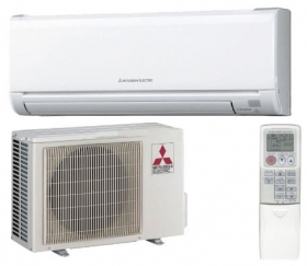 Настенная сплит-система Mitsubishi Electric MSZ-EF42VE2B/MUZ-EF42VE Black